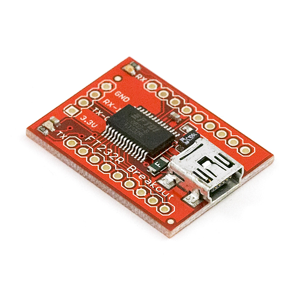 Sparkfuns USB Module