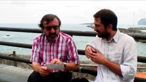 NIRE ARGAZKIA filme dokumentaleko une bat