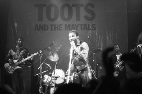 Toots and The Maytals zuzenean