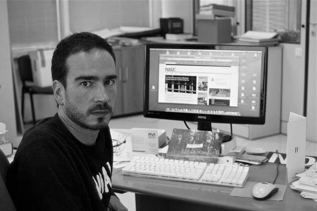 Iñaki Soto Auzitegi Nazionalera artikulu hau publikatzeagatik