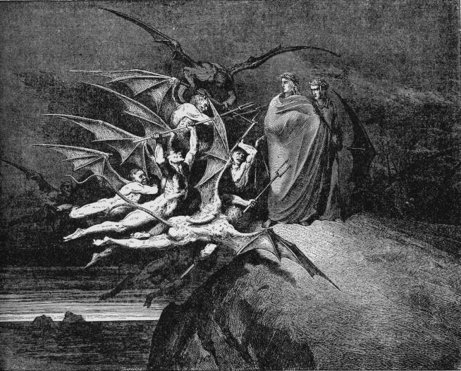 Dante - Euskaldun bat infernuan