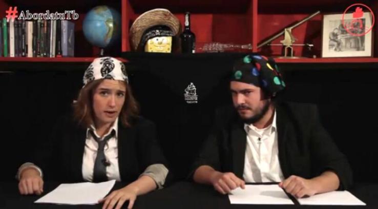 AbordatuTB, Donostiako Piraten web telebista berria