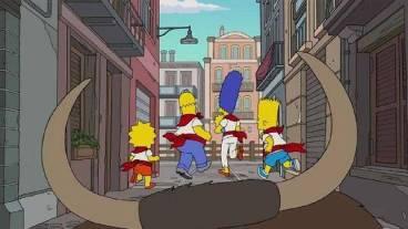 Simpsondarren Springfield, euskaldun baten omenez sortutako hiria