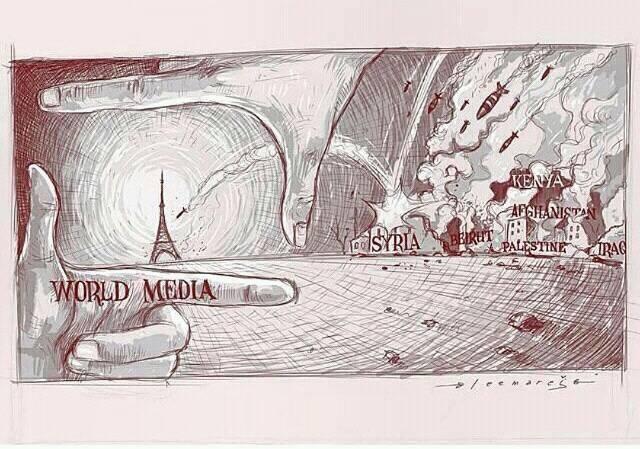 Frantzia hurbil dago, Siria ez