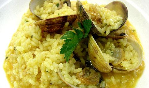 arroza txirlekin