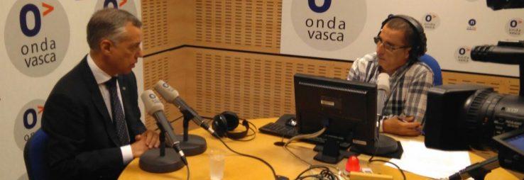 Iñigo Urkullu, #KatU1 erreferenduma gutxiesten