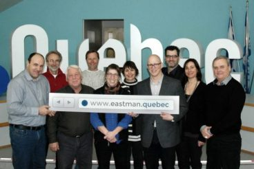 Quebeceko eredu digitala