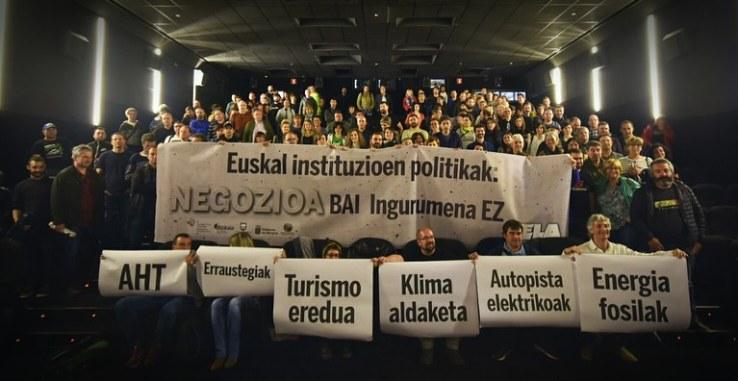 Angula ustelak: 100 milioi euroko isuna erraustegia gelditzeagatik