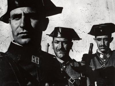 Espainiako Guardia Zibilaren erromantzea