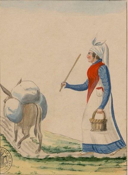 Euskaldun komisiolaria, 1828.