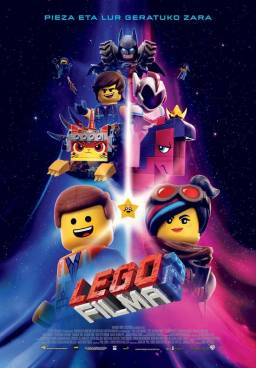 [Zinema Euskaraz] LEGO 2 filma