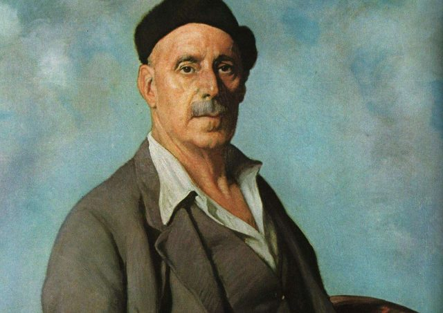Ignacio Zuloaga, pintore ilustre gaitzesgarri bat
