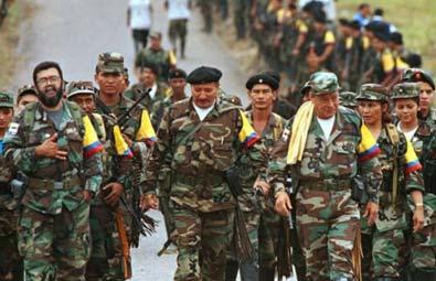 FARC: merenge bat XXI. mendeko agit-propa