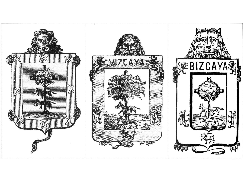 Vizcaya, Bizkaia eta Bizcaya