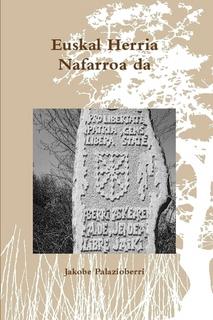 """""""Euskal Herria Nafarroa da"""" liburua"""