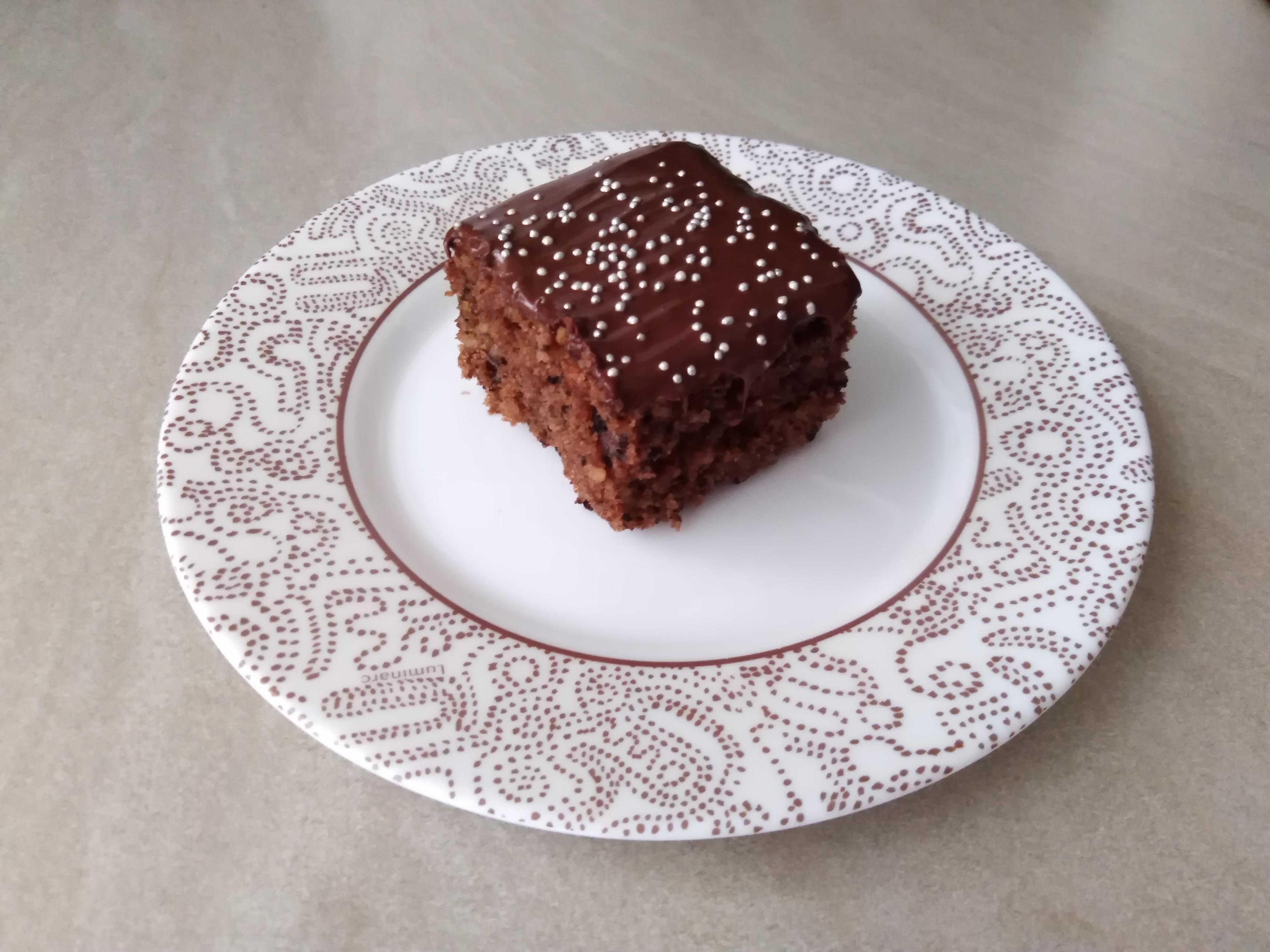 Špaldový Acidko koláč