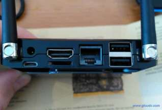 geekbox ports