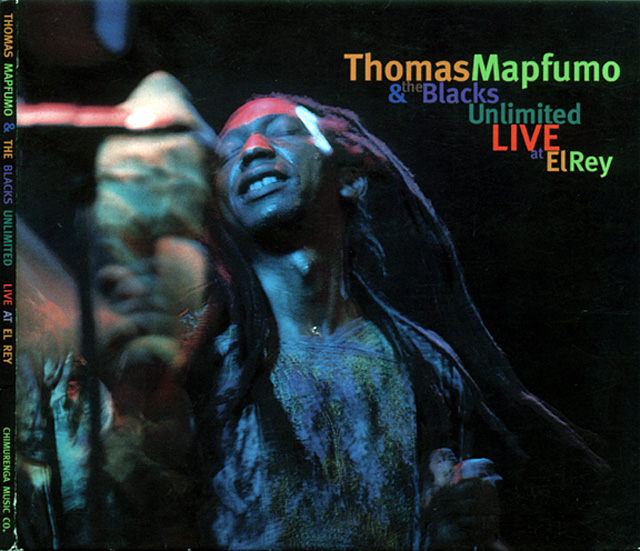 Thomas Mapfumo Live: Field Day 2013