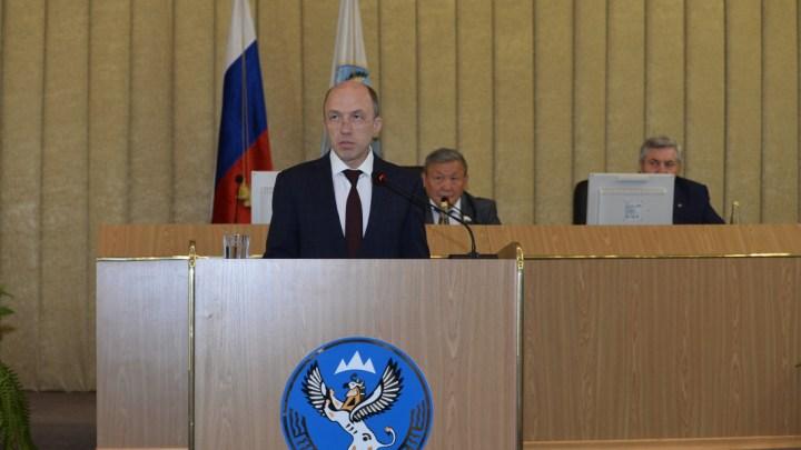 Олег Хорохордин заявил о создании Центра развития региона