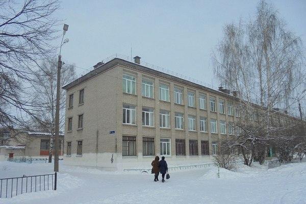 Школа №15 г.Заволжье