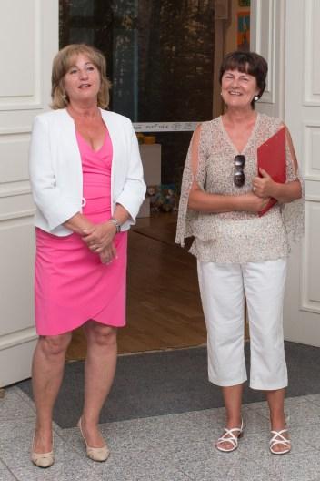 dve staršie ženy