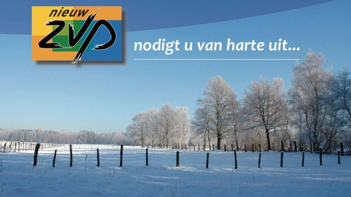 Nieuwjaarsreceptie 2018 in kantine FC de Zwaluw Wiemesmeer