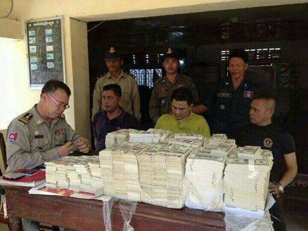 thai-military-commander-arrested-$7million-counterfeit-money