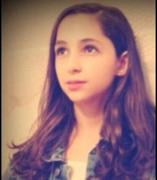 Shani Maril. the 12-year-old girl from Israel who was killed in a fire on a boat in Thailand on April 8, 2015