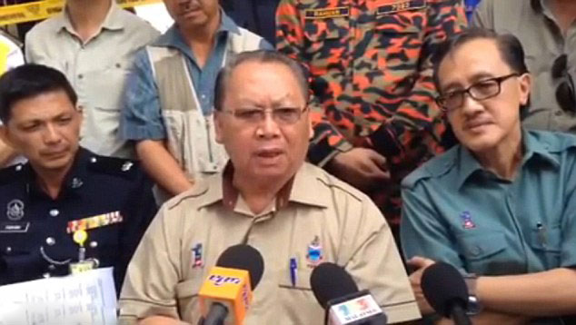 Deputy-Chief-Minister-of-Sabah-Tan-Sri-Joseph-Pairin-Kitingan-said-he-believes-the-tourists-caused-the-earthquake-and-plans-to-charge-those-who-have-been-identified-and-arrested
