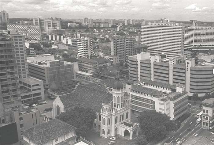 ST JOSEPH'S CHURCH 1981