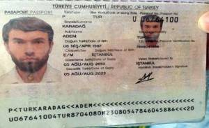 Thai-police-say-that-the-suspect's-passport-which-was-shared-on-social-media-is-forged-for-sure