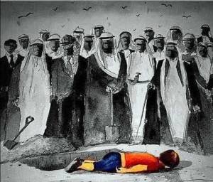 The-Gulf-nations-for-their-inaction,-Refugees-welcomed-by-Saudi-0,-Kuwait-0,-Qatar-0,-Emirates-0,-Bahrain-0