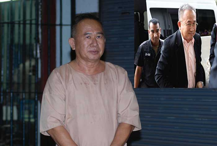 former Klongchan Credit Union Cooperative chairman Supachai Srisupa-aksorn to 16 years behind bars for his role in the Klongchan embezzlement case