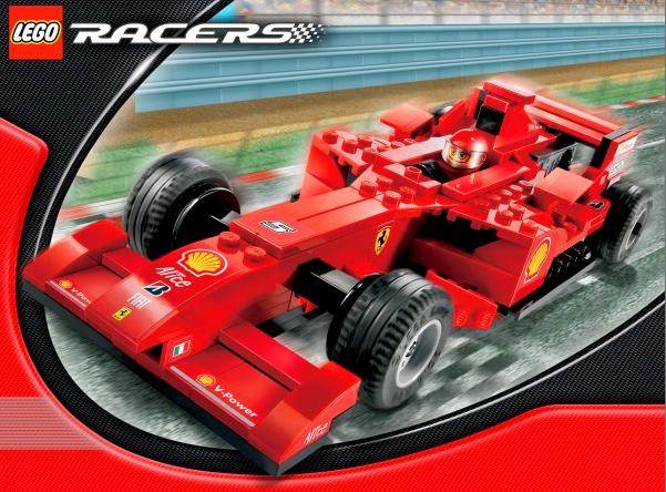 LEGO Racer toy