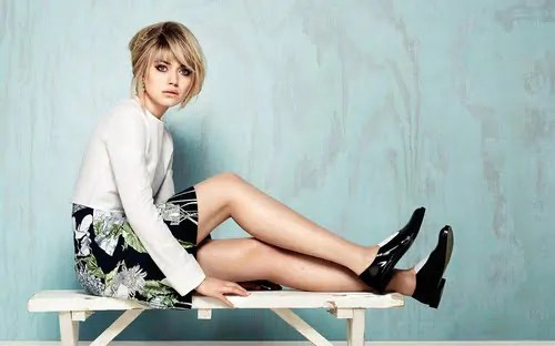 Imogen Poots The hottest actresses from Hollywood