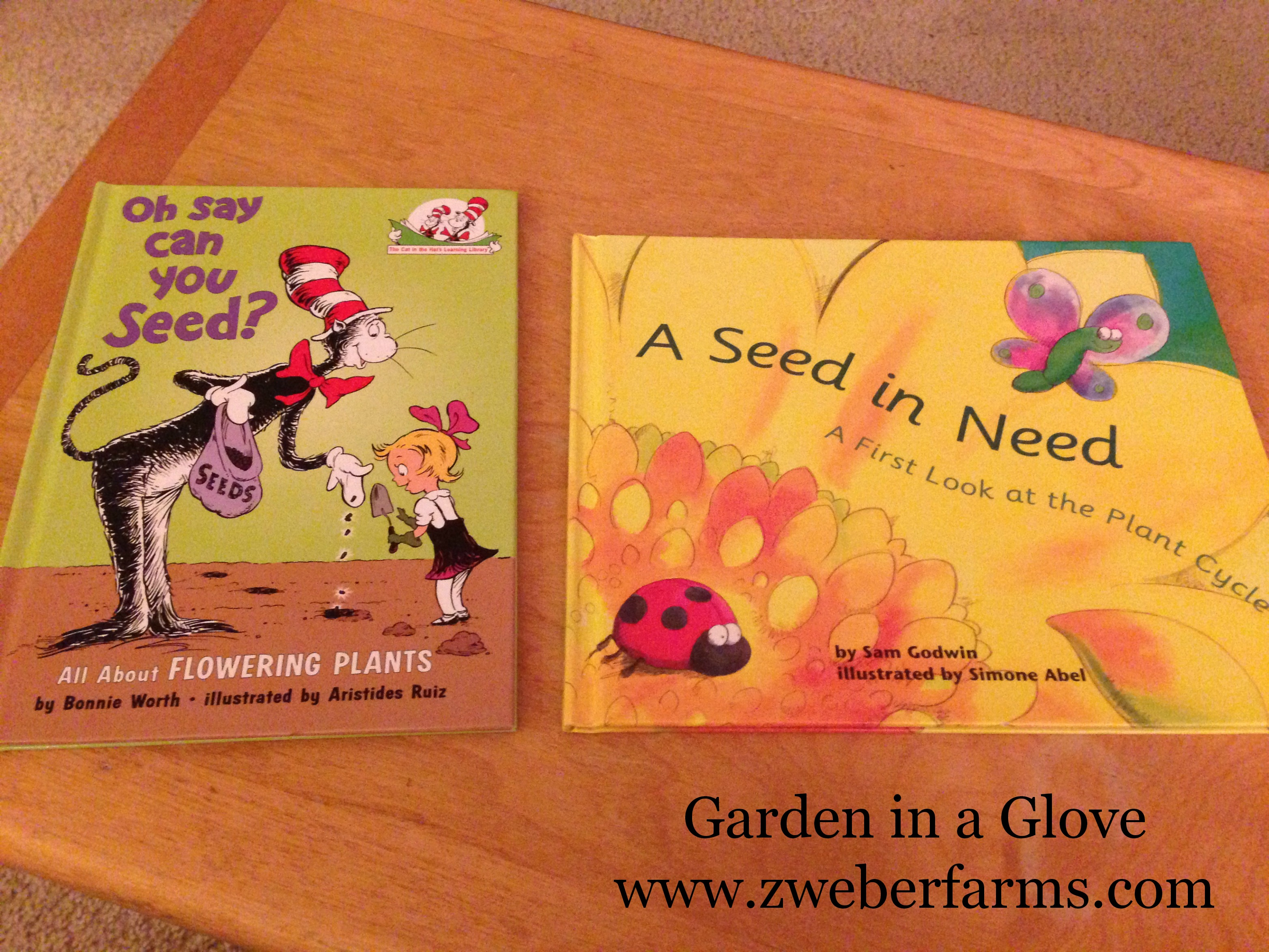 Free Farm Lesson Plans Garden In A Glove