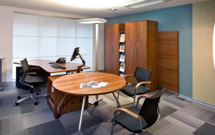 Architekturfotografie Büro