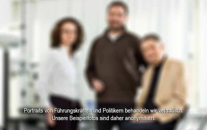 Businessportraitgruppe Amberg