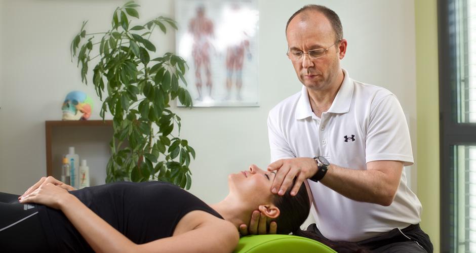 Imagefotos Physiotherapie