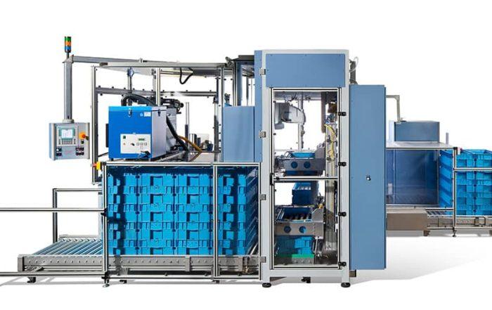 Industriefotografie Maschine