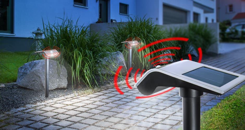 Produktfotografie vor Ort IR-Leuchte