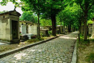 Paris - Pere Lachaise Friedhof