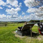 Auf der Radrunde Allgäu von Bad Wörishofen – Illerbeuren
