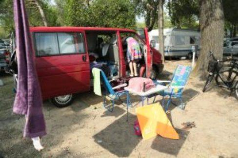 Italien Bibione Campingplatz