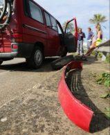 Italien Unfall Apulien