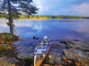 Kanutour Schweden: Unser wundervolles Kanu