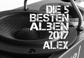Top 5 der besten Alben 2017