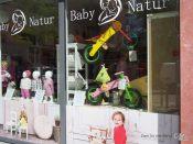 Wunderhübscher Laden für Babysachen