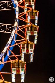 Oktoberfest - Riesenrad Gondeln