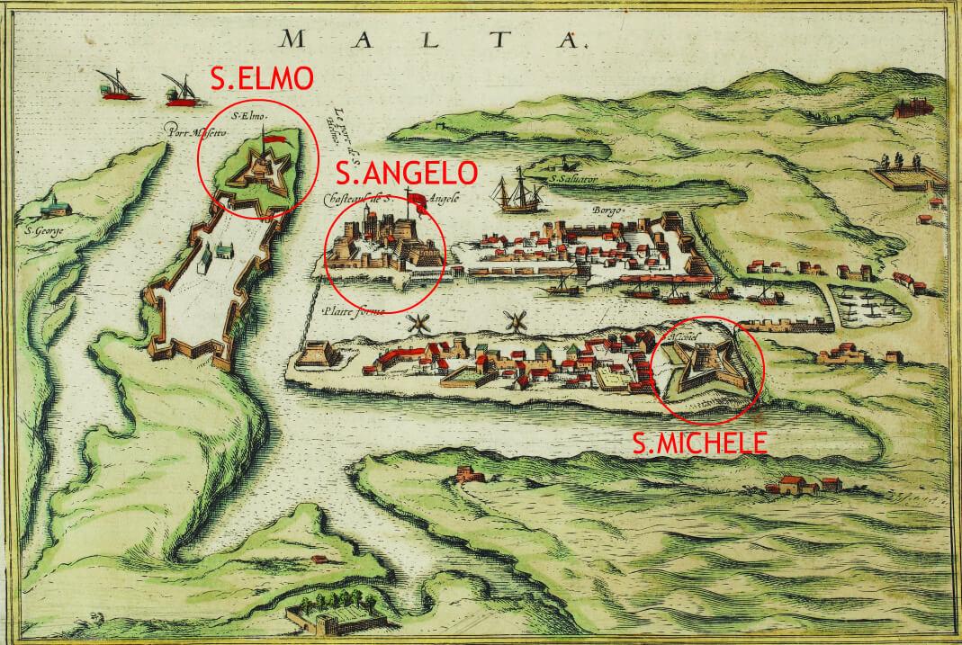 malta 1565 assedio